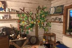 Gervinių stovykla. Ąžuolų pamaina. Draugystės ąžuolas